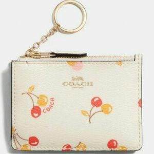 🍒{NEW WITH TAGS}●COACH ID/Credit Card Wallet🍒🍒
